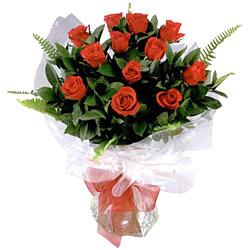 Kocaeli çiçek siparişi vermek  9 adet güzel bir gül buketi