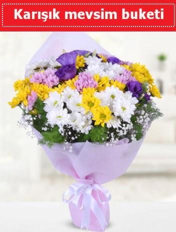 Karışık Kır Çiçeği Buketi  çiçekçi telefonları