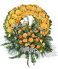 cenaze çiçegi celengi cenaze çelenk çiçek modeli  Kocaeli çiçekçi mağazası