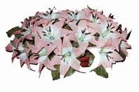 yapay karisik çiçek sepeti   Kocaeli cicekciler , cicek siparisi