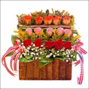 sandikta 3 kat güllerden   kaliteli taze ve ucuz çiçekler