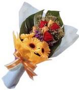 güller ve gerbera çiçekleri   Kocaeli çiçekçi mağazası