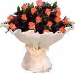 11 adet gonca gül buket   Kocaeli çiçekçi mağazası