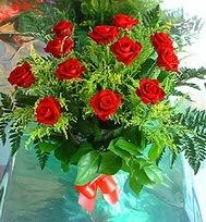 12 adet gül buketi  Kocaeli online çiçekçi , çiçek siparişi