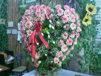 Kocaeli internetten çiçek satışı  SEVDIKLERINIZE ÖZEL KALP PANO