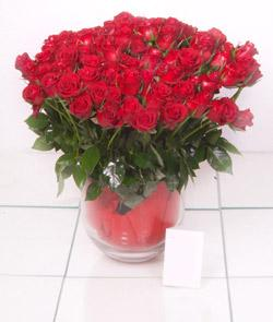 Kocaeli çiçek mağazası , çiçekçi adresleri  101 adet kirmizi gül