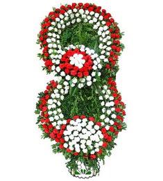 Görsel Cenaze çiçek , cenaze çiçek , çelengi  Kocaeli güvenli kaliteli hızlı çiçek