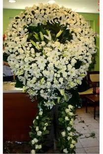 Cenaze çelenk , cenaze çiçekleri , çelengi  Kocaeli internetten çiçek siparişi