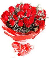11 adet kaliteli görsel kirmizi gül  Kocaeli çiçekçiler
