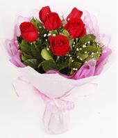 9 adet kaliteli görsel kirmizi gül  Kocaeli internetten çiçek satışı
