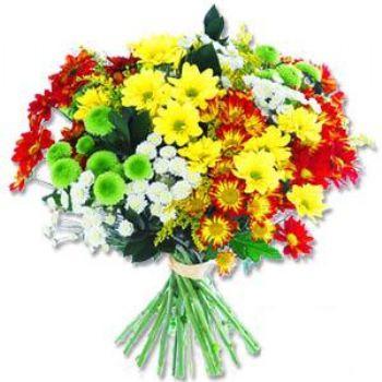 Kir çiçeklerinden buket modeli  Kocaeli çiçek servisi , çiçekçi adresleri