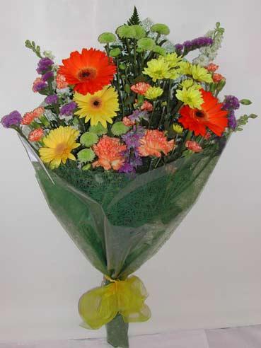 karisik kir çiçek buketi çiçek gönderimi  kaliteli taze ve ucuz çiçekler