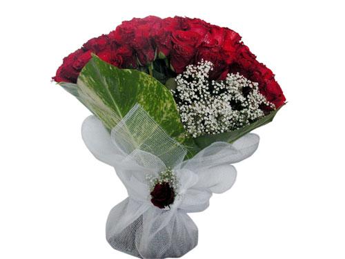 25 adet kirmizi gül görsel çiçek modeli  Kocaeli çiçek gönderme sitemiz güvenlidir