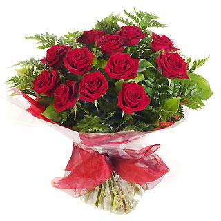 Ucuz Çiçek siparisi 11 kirmizi gül buketi  Kocaeli İnternetten çiçek siparişi