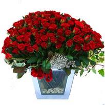 Kocaeli anneler günü çiçek yolla   101 adet kirmizi gül aranjmani