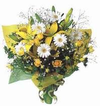Kocaeli online çiçek gönderme sipariş  Lilyum ve mevsim çiçekleri