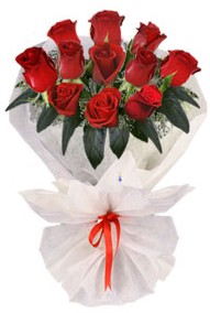 11 adet gül buketi  Kocaeli hediye sevgilime hediye çiçek  kirmizi gül