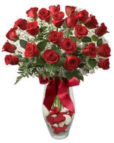 17 adet essiz kalitede kirmizi gül  çiçek yolla