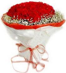 Kocaeli anneler günü çiçek yolla  41 adet kirmizi gül buketi