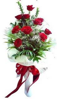Kocaeli online çiçek gönderme sipariş  10 adet kirmizi gül buketi demeti