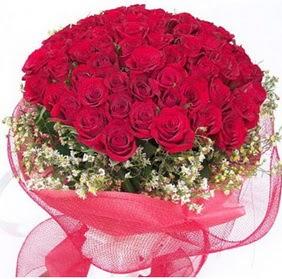 Kocaeli çiçek , çiçekçi , çiçekçilik  29 adet kırmızı gülden buket