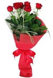 Çiçek yolla sitesinden 7 adet kırmızı gül  14 şubat sevgililer günü çiçek