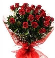 İlginç Hediye 21 Adet kırmızı gül  Kocaeli hediye sevgilime hediye çiçek