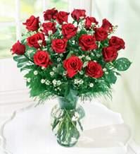 14 şubat sevgililer günü çiçek  9 adet mika yada vazoda kirmizi güller