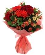 karışık mevsim buketi  Kocaeli hediye sevgilime hediye çiçek