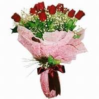 Kocaeli uluslararası çiçek gönderme  12 adet kirmizi kalite gül