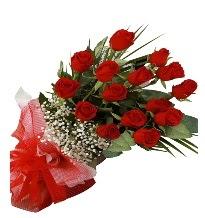 15 kırmızı gül buketi sevgiliye özel  Kocaeli çiçekçi mağazası