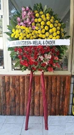 Kocaeli online çiçekçi , çiçek siparişi  Cenaze çiçek modeli