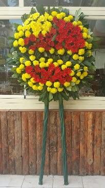 Cenaze çelengi çiçek modeli  çiçek yolla