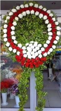 Cenaze çelenk çiçeği modeli  Kocaeli online çiçekçi , çiçek siparişi
