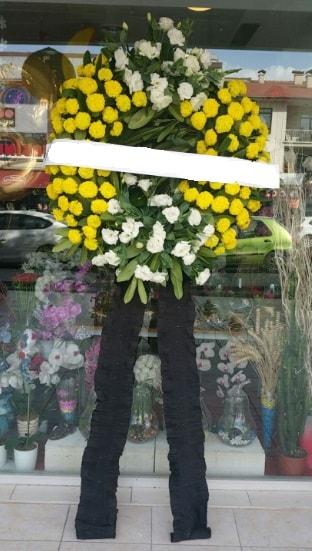 Cenaze çiçek modeli cenaze çiçeği  Kocaeli çiçekçiler