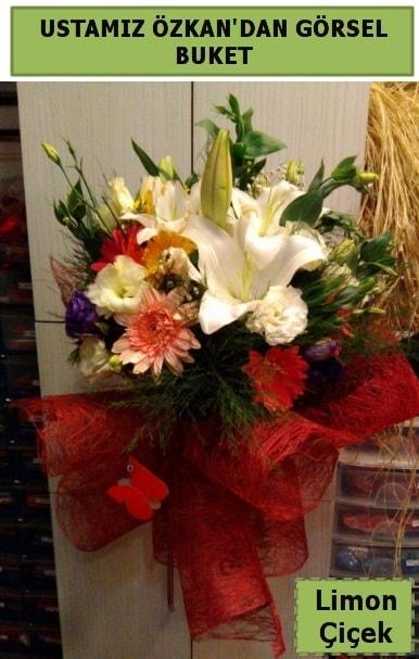 Karışık görsel mevsim çiçeği  Kocaeli online çiçek gönderme sipariş