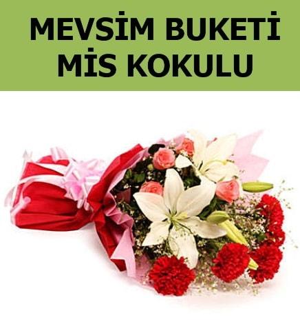 Karışık mevsim buketi mis kokulu bahar  Kocaeli online çiçek gönderme sipariş