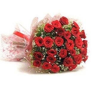 27 Adet kırmızı gül buketi  Kocaeli online çiçek gönderme sipariş