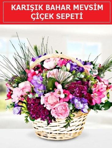 Karışık mevsim bahar çiçekleri  Kocaeli online çiçek gönderme sipariş