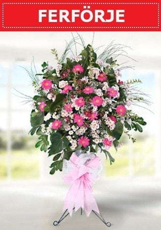 Ferförje düğün nikah açılış çiçeği  çiçek siparişi sitesi